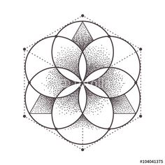 sacred geometry vect