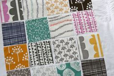 Echo Windham Fabrics by Lotta Jansdotter