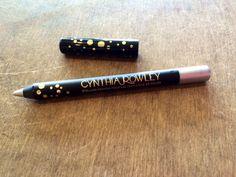 Cynthia Rowley Beauty Silver Eyeliner (0.03 oz).