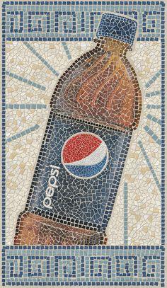 Pepsi Mosaic