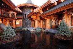 Pioneer Log Homes of BC