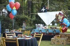 Jake and the Never Land Pirates  Birthday Party Planning Guide #Birthday #Kids #BirthdayExpress