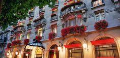 Hôtel Plaza Athénée, 8th Arr. — Paris Luxury Hotels, Boutique Reviews