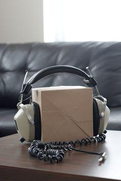 Realistic Nova Pro Headphones