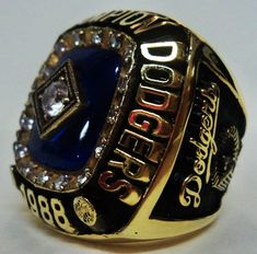 1988 Los Angeles Dodgers Ring