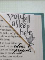 bookmark idea!!! love it!