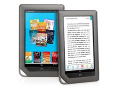Nook...Small but powerful!!