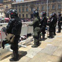 Piden disolver el Esmad de la Policía por violación de Derechos Humanos   RCN Radio