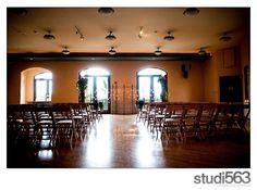 inside celebration hall