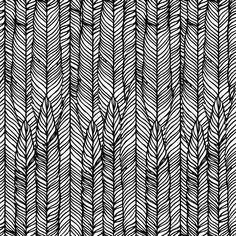 Vector of 'Optical illusion: Black and white abstract seamless pattern'