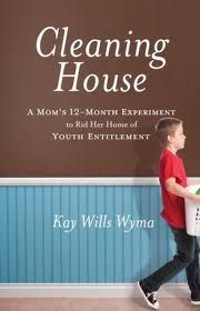 """To read: """"This is more than just a book about getting kids to clean house. It's about training and motivating kids to be responsible and serve others and have an attitude of gratitude."""""""