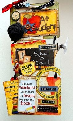 A+ Student Wall Frame by Licious