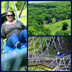 Check out our Camelback Mountain Adventure's Mountain Coaster! #PoconoMtns #IAmAdventure #mountaincoaster #rollercoaster