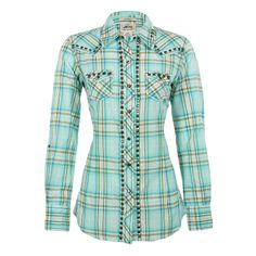 Ariat Women's Sunny Long Sleeve Western Shirt