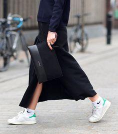 Skirts & Sneakers #nike #trainers #sneakers