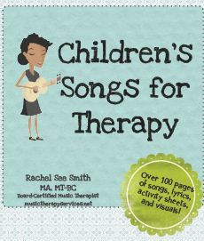 » Book Review:  Children's Songs for Therapy #musictherapy www.TheRhythmTree.com