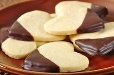 Shortbreads are traditionally a Christmas cookie that blends butter, sugar, and flour to make a rich and delicate tasting cookie.  From Joyofbaking.com With Demo Video