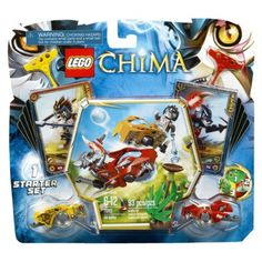 LEGO Legends of Chima 70113 - Chi Battles