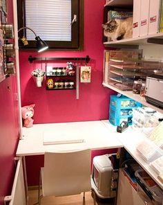 sewing/ craft room ideas!!!