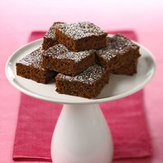 Chocolate lovers will find these low-calorie brownies high in flavor and a cinch to make in less than 30 minutes.