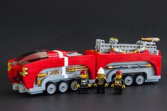 Future Fire Engine by Galaktek http://flic.kr/p/n5fdCa