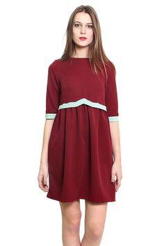 DRESS OLYMPIA WINE