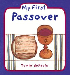 My First Passover Book