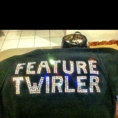 Feature twirler
