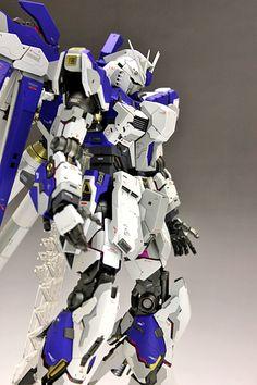 GUNDAM GUY: 1/100 Hi-Nu Gundam Ver.Ka - Custom Build