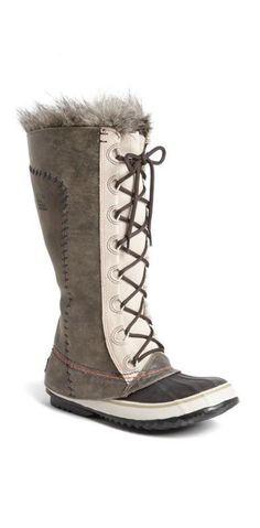 Waterproof boot.