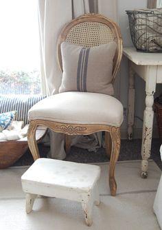 chair (from TJ Maxx!)