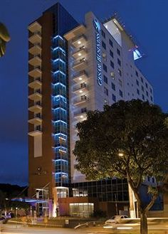 BRASIL ZURIRED: HOTEL EN BRASIL: Caesar Business Manaus