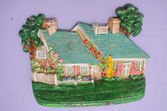 Cast Iron HUBLEY Cottage Doorstop