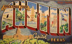 Miss it so much....Austin, Texas