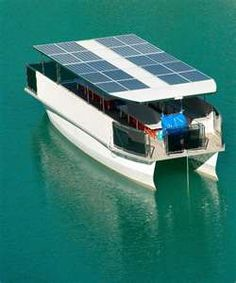 Hybrid Pontoon Boats / Solar Pontoon Boats