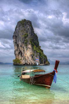 Koh Poda, Krabi, Thailand