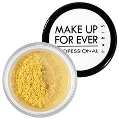 Makeup Forever Professional Star Powder in Yellow Gold #SephoraColorWash