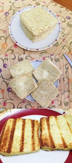 Pão de quinoa
