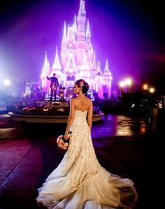 Disney! :) wedding-inspiration