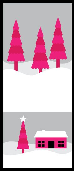 Christmas Cut Out Stepper Card