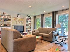 Check out this Living Room in Regina #ComFree