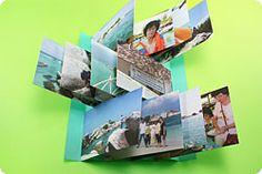 DIY Photo Flip-Flap by Photojojo: Very hip!#Photo_Book #Photojojo