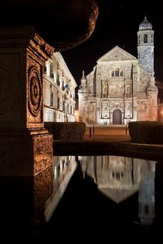 El Salvador, Úbeda  Andalucia  Spain  http://www.vacationrentalpeople.com/rental-property.aspx/World/Europe/Spain/Andalucia/Inland-Malaga-Province/Comares/Villa-52850 #elsalvador #reisjunk #travel #world #explore www.reisjunk.nl