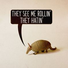 They see me rollin' They hatin' by Aled Lewis