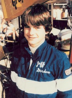 Jeff Gordon...