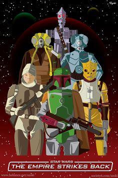 Bounty Hunters - Star Wars