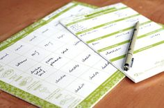 Living a Changed Life: Meal Planning on a Budget