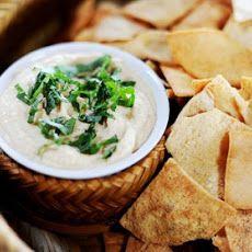 Pioneer Woman's Classic Hummus Recipe