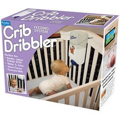 Crib Dribbler Decoy Gift Box | Funny Holiday Wrapping | The Onion Store