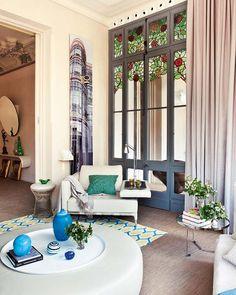 El Palauet Living Barcelona, luxury boutique hotel.